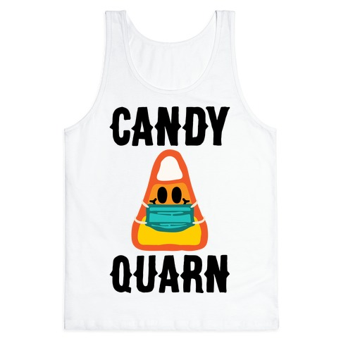Candy Quarn  Tank Top