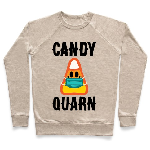 Candy Quarn  Pullover