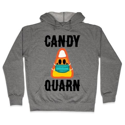 Candy Quarn Hooded Sweatshirt