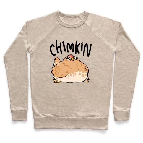 Chimkin Derpy Chicken Pullover