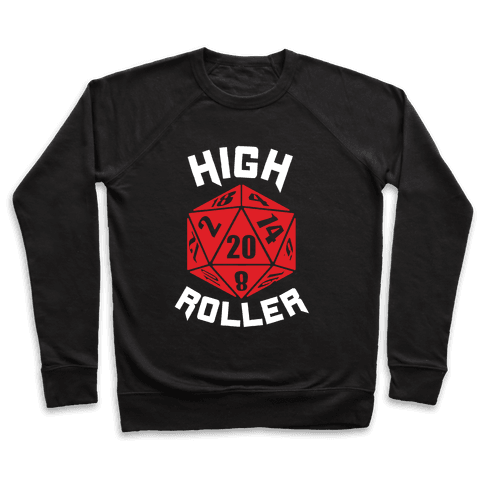 High Roller Pullover