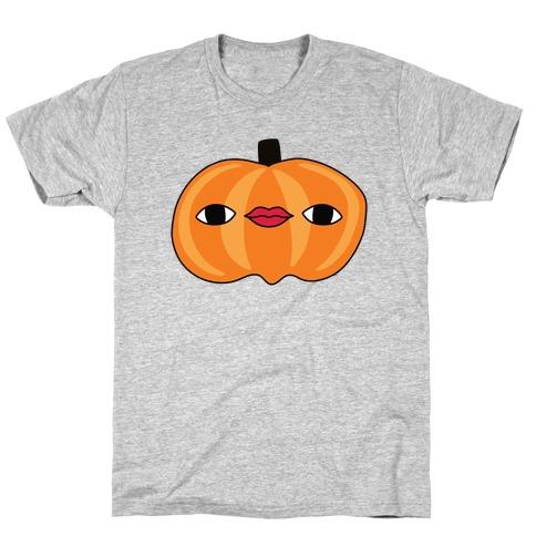 Pumpkin Stare T-Shirt