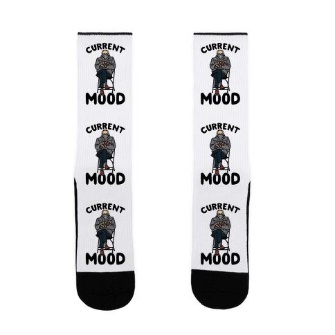 Current Mood Sassy Bernie Sanders Sock