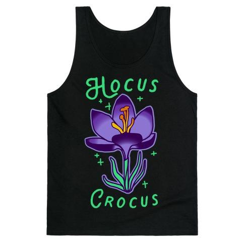 Hocus Crocus Tank Top