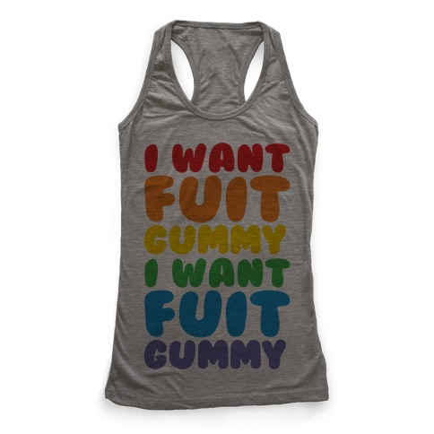 I Want Fuit Gummy