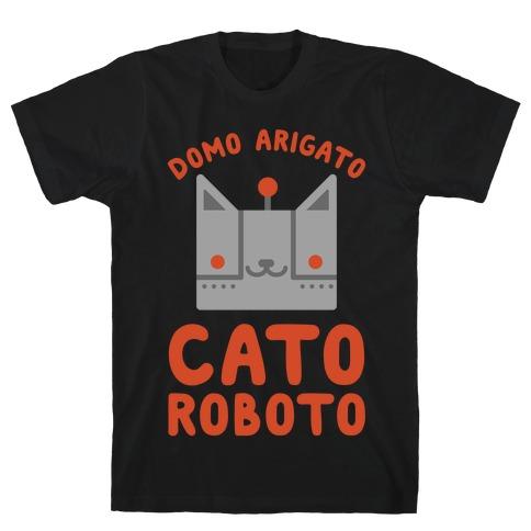 Cato Roboto T-Shirt