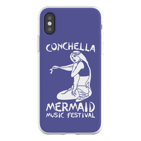 Conchella Parody Phone Flexi-Case