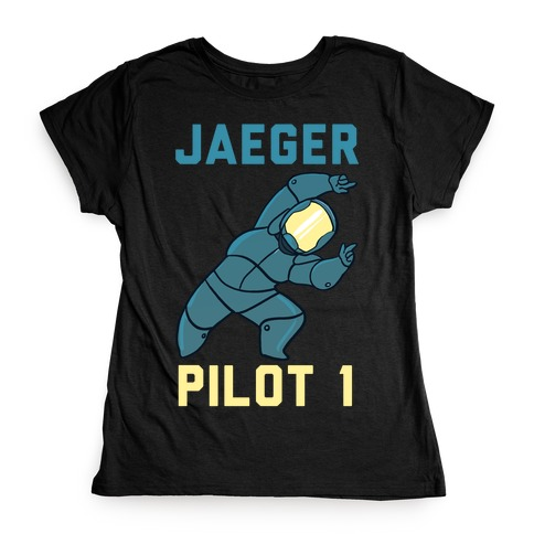 Jaeger Pilot 1 (1 of 2 Pair) Womens T-Shirt