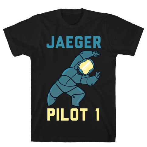 Jaeger Pilot 1 (1 of 2 Pair) T-Shirt