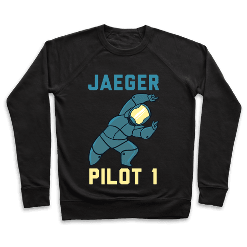 Jaeger Pilot 1 (1 of 2 Pair) Pullover