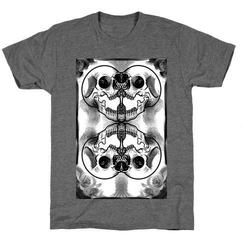 Skull Inkblot T-Shirt