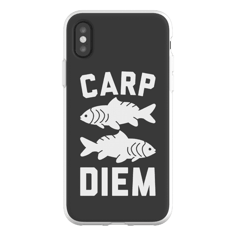 Carp Diem Phone Flexi-Case