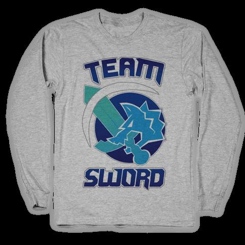 Team Sword Long Sleeve T-Shirt