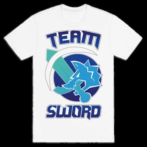 Team Sword Mens/Unisex T-Shirt