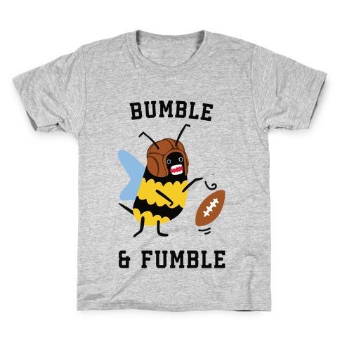 Bumble & Fumble Kids T-Shirt