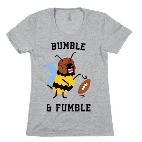 Bumble & Fumble Womens T-Shirt
