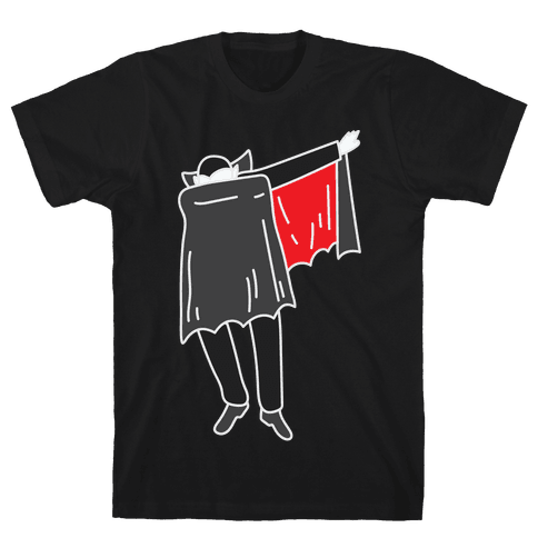 Dabbing Dracula Mens T-Shirt