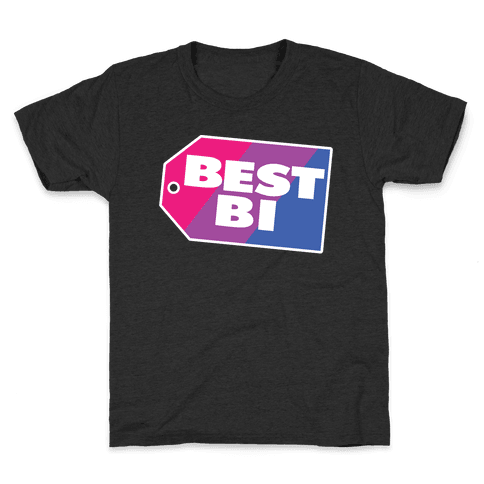 Best Bi Parody Kids T-Shirt