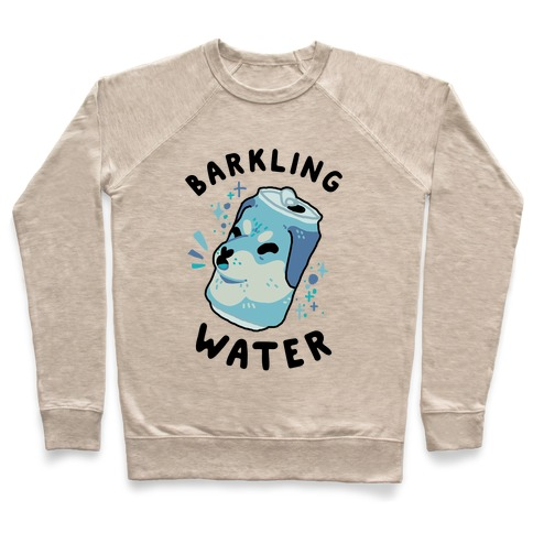 Barkling Water Pullover