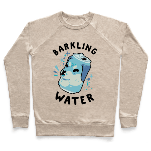 Barkling Water Pullover