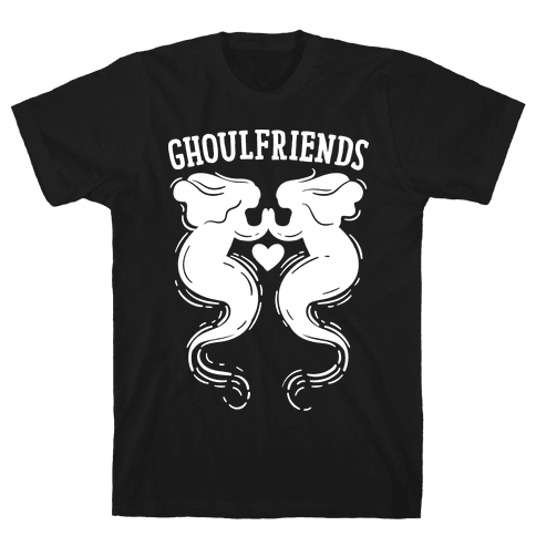 Ghoulfriends Mens T-Shirt