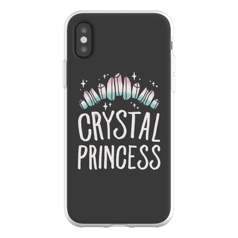 Crystal Princess Phone Flexi-Case
