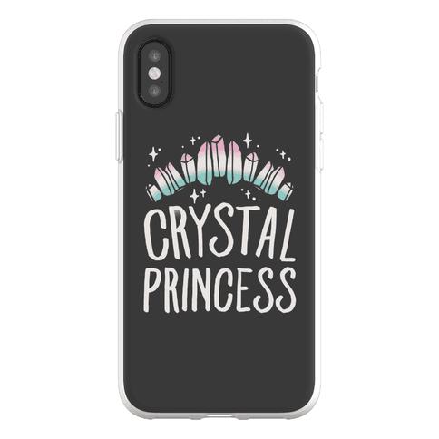 Crystal Princess Phone Flexi-Case