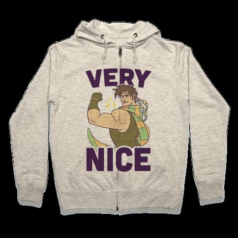 Very Nice - Jojo Zip Hoodie
