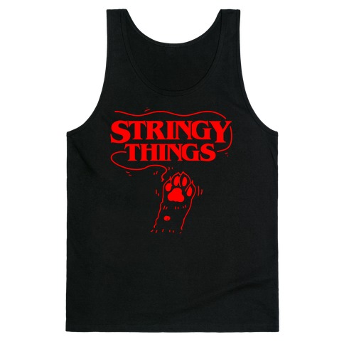 Stringy Things Tank Top