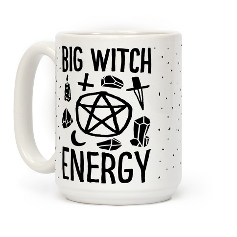 Big Witch Energy Coffee Mug