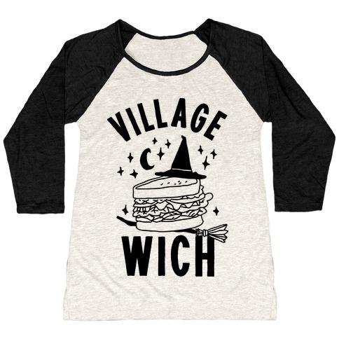 Village Wich Baseball Tee