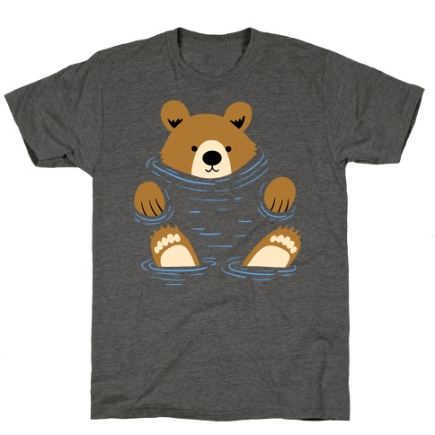 River Bear T-Shirt