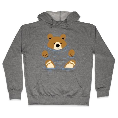 River Bear Hooded Sweatshirt