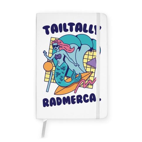 Tailtally Radmercal Notebook