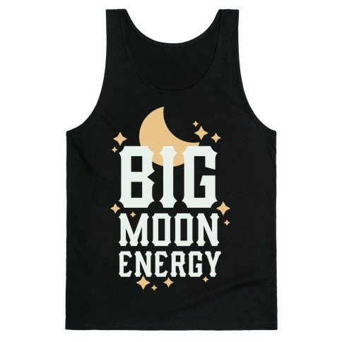 Big Moon Energy Tank Top