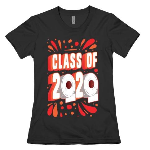 Class of 2020 Womens T-Shirt