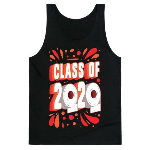 Class of 2020 Tank Top