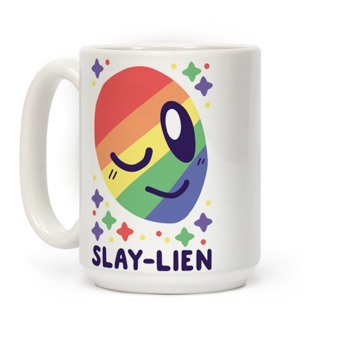 Slay-lien Coffee Mug