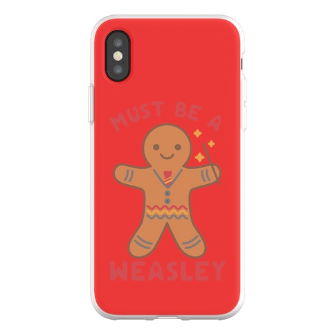 Must Be a Weasley Phone Flexi-Case