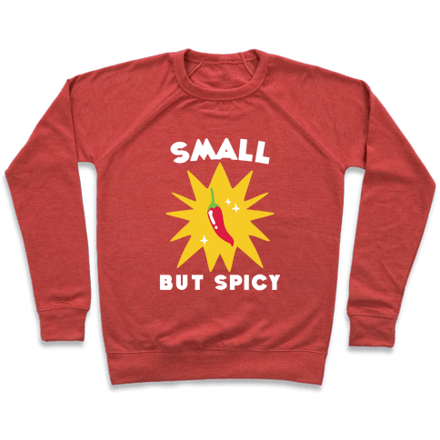 Small but Spicy Pullover