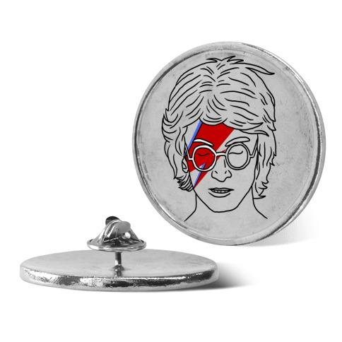 Ziggy Potter Pin