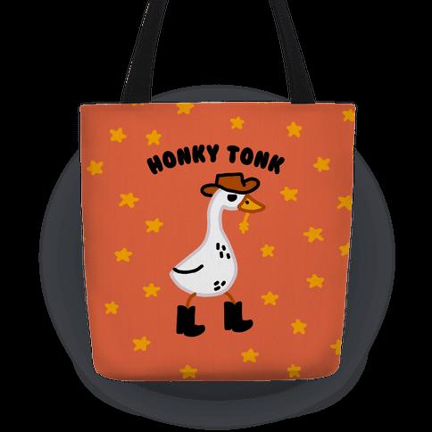 Honky Tonk Tote