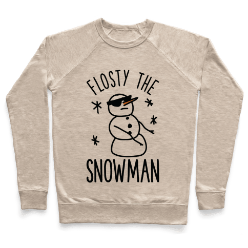Flosty The Snowman Pullover
