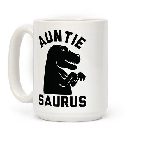 Auntie Saurus Coffee Mug