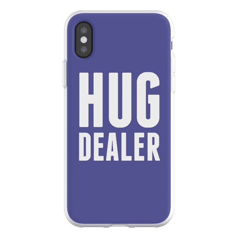 Hug Dealer Phone Flexi-Case