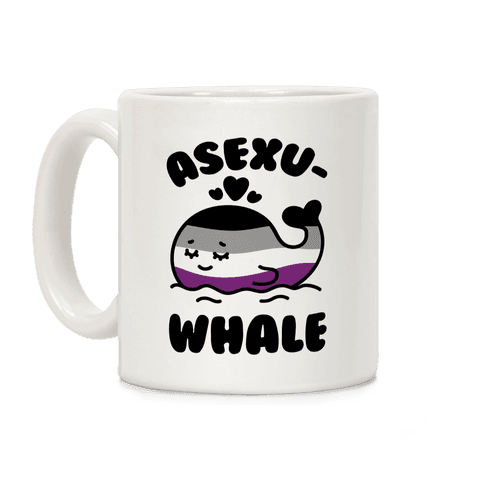 Asexu-Whale Coffee Mug