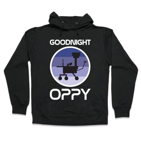 Goodnight Oppy Hooded Sweatshirt