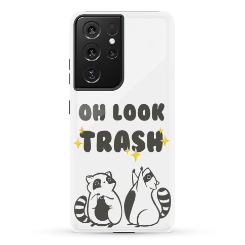 Oh Look Trash Phone Case