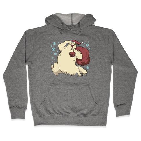 Muta Christmas Hooded Sweatshirt