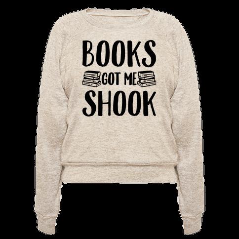 Books Got Me Shook